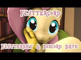 Fluttershy & Discord's Date [MLP SFM]