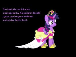 The Last Alicorn Princess
