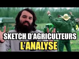 SKETCH D'AGRICULTEURS : L'ANALYSE de MisterJDay