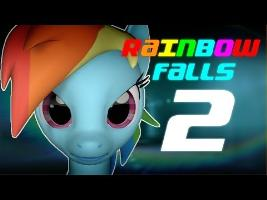 RAINBOW FALLS 2 (Gmod Pony Machinima)