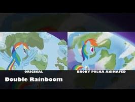 Brony Polka Animated - Comprehensive Comparison Video
