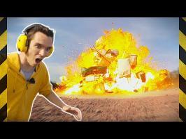 La Science des Explosions... de Caravane ! - [Science 2.0]