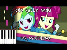CHS Rally Song - MLP:EQG