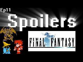 Spoilers - Final Fantasy 1