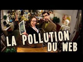 Professeur Feuillage - Episode 08 - LA POLLUTION DU WEB