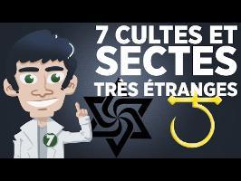 7 cultes et sectes très étranges