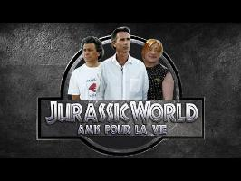 Jurassic World - Amis pour la vie (Les Bronzés 3 VS Jurassic World Trailer) - WTM
