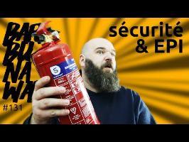 Sécurité et EPI (Equipement de Protection Individuel) - barbuNawak