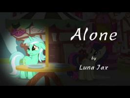 Alone - Luna Jax