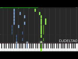 Let's Have A Battle (of the Bands) - Piano Transcription by DJDelta0