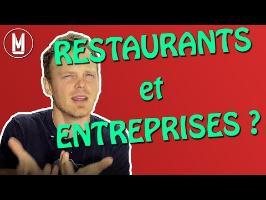 Mon PROBLÈME avec les noms de restaurants et entreprises - Code MU