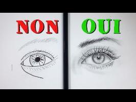 Le dessin : Correct ou Incorrect ? L'OEIL
