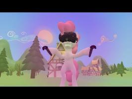 Ponies in VR