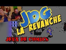 JdG la revanche - Jeux de COMICS