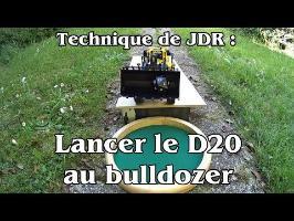 Naheulbeuk : lancer le D20 au bulldozer