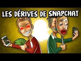 LMPC9 - Les dérives de SNAPCHAT (Arnaque, Fake...)