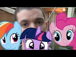 Pony meets World (MLP in real life)
