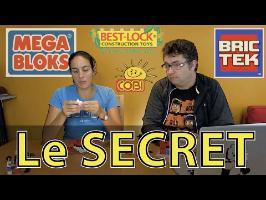 Le secret de la brique LEGO ft. Scilabus