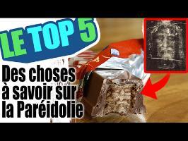 Le top 5 des choses à savoir sur la paréidolie