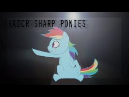 Razor Sharp Ponies