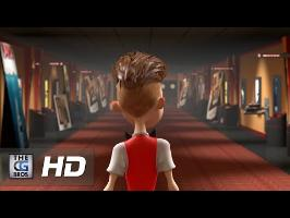 CGI 3D Animated Short: Candy Contraband - by Hannah Fishbough