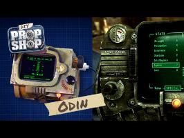 Make Your Own Fallout 4 Pip-Boy! - DIY Prop Shop