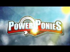 Power Ponies GO! - Le Coin Brony