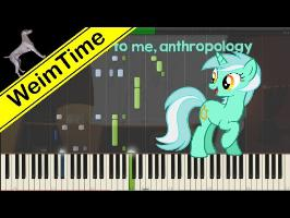 Anthropology (Lyra's Song) - Awkward Marina
