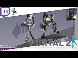 Vavadiff 02/01/16 - [Portal 2] Partie 1
