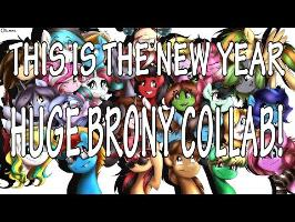 This Is The New Year Cover - HUGE BRONY COLLAB WITH 28 SINGERS!