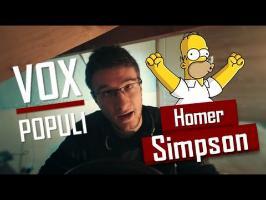 Comment Imiter Homer Simpson - Vox Populi