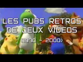 Les Pubs Rétros de Jeux Vidéos ! (de 1970 à 2000) - PVR #5
