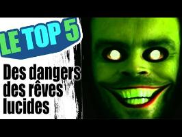 Le top 5 des dangers des rêves lucides