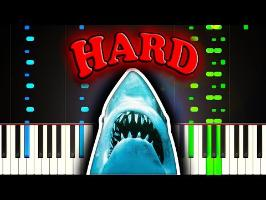 JAWS THEME - Piano Tutorial