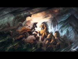 Carbon Maestro - Equiterian Empire (Celestial Divide OST)