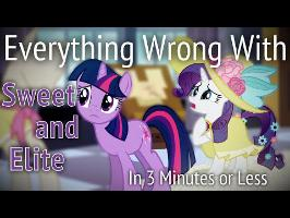 (Parody) Everything Wrong With Sweet and Elite in 3 Minutes or Less