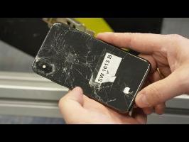 iPhone X : les résultats de notre test de solidité