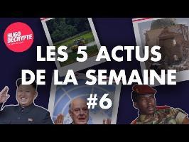 CORÉE DU NORD, SYRIE, MACRON... RÉSUMÉ DES 5 ACTUS DE LA SEMAINE #6