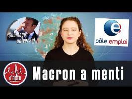 Comment Macron a menti sur l'une de ses promesses phare