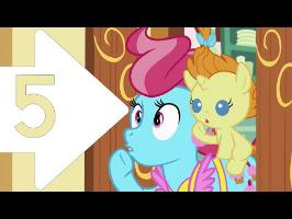 Fact5: More Anonymous Brony Whispers
