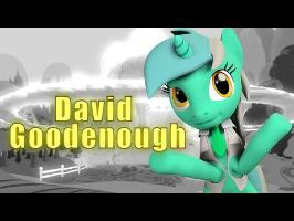 [SFM PONY] David Goodenough
