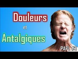 PAPL 3 - Douleur et Antalgique