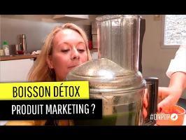 Les boissons detox sont-elles bonnes pour notre santé ?