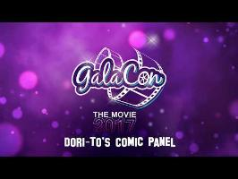 GalaCon 2017 - Dori-to's Comic Panel