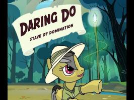 Daring Do's victorious dance [MLP] [SFM]