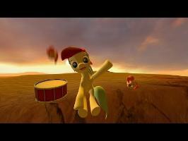 SFM:Ponies Markiplier (Slime Rancher)