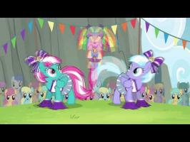 Pinkie Murphy's Law - New Routine/Rootin' for the Enemy - PMV