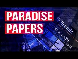 PARADISE PAPERS : L'optimisation fiscale