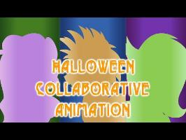 A Halloween Collaborative Animation (Team COW)