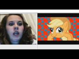 ChatRoulette reacts to Ponies! Round 1